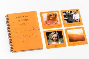 Notitieboek oranje
